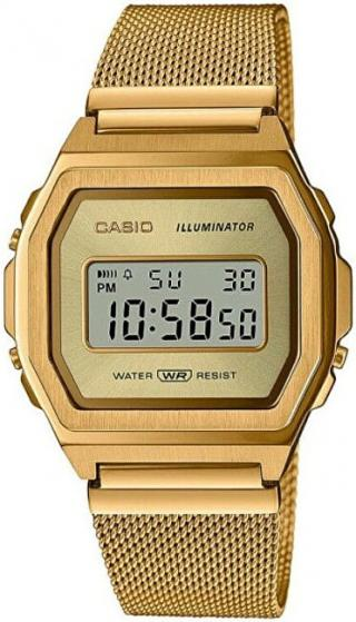 Casio Collection Vintage Premium A1000MG-9EF