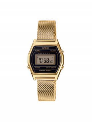 Casio Hodinky LA690WEMY-1EF Zlatá 00