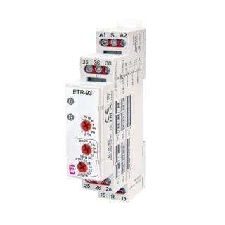 Časové relé ETI ETR-93 8A 002473071