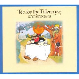 Cat Stevens Tea For The Tillerman  Black