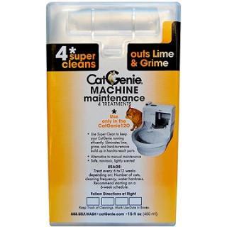 CatGenie 120  Maintenance cartridge - cartridge k údržbě toalety