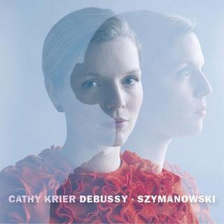 Cathy Krier Debussy & Szymanowski  Black