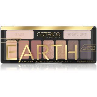 Catrice Epic Earth paletka očních stínů dámské