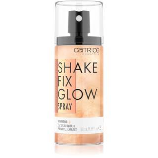 Catrice Shake Fix Glow rozjasňující fixační sprej 50 ml dámské 50 ml