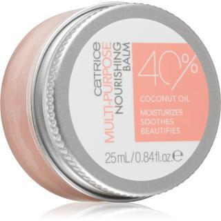 Catrice Skin Lovers Multi-Purpose Nourishing Balm vyživující balzám na rty s kokosovým olejem 25 ml dámské 25 ml