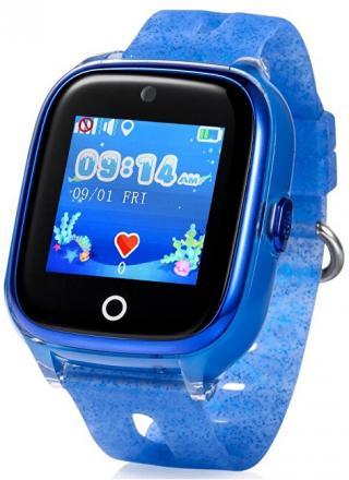 CEL-TEC KT01 dětské hodinky s GPS modré