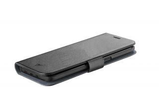 CellularLine Book Agenda flipové pouzdro pro Huawei P30 Lite, černá