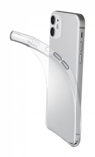 Cellularline Fine extratenký zadní kryt Apple iPhone 12 mini transparent
