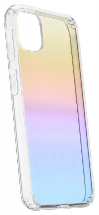 Cellularline Prisma duhový kryt Samsung Galaxy A71, polotransparentní