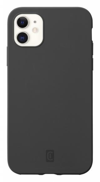 Cellularline Sensation silikonový kryt Apple iPhone 12 mini black