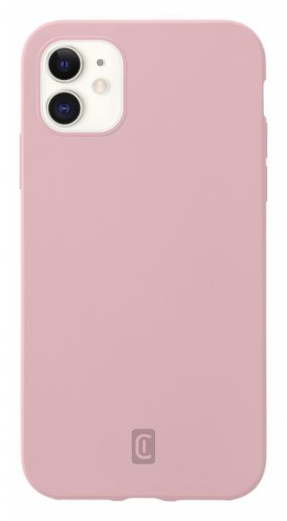 Cellularline Sensation silikonový kryt Apple iPhone 12 mini old rose