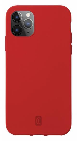 Cellularline Sensation silikonový kryt Apple iPhone 12 Pro Max red