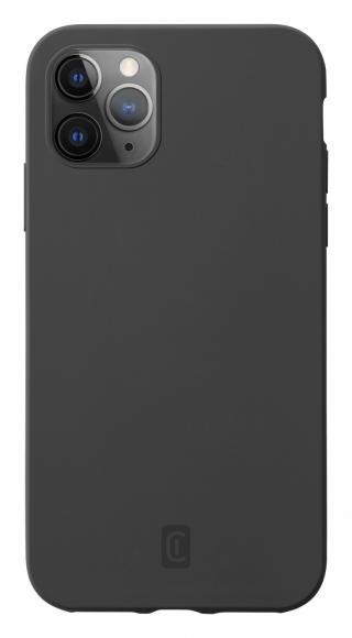 Cellularline Sensation silikonový kryt Apple iPhone 12/12 Pro black
