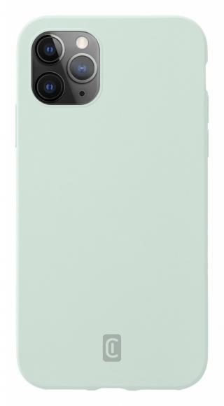 Cellularline Sensation silikonový kryt Apple iPhone 12/12 Pro green