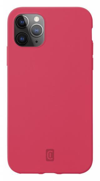 Cellularline Sensation silikonový kryt Apple iPhone 12/12 Pro orange