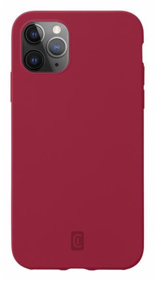 Cellularline Sensation silikonový kryt Apple iPhone 12/12 Pro red