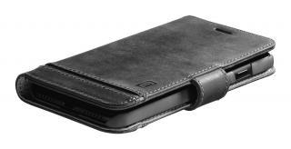 Cellularline Supreme flipové pouzdro Apple iPhone 12 mini black