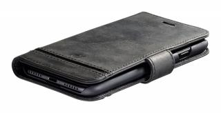 Cellularline Supreme flipové pouzdro pro Apple iPhone 11, černé