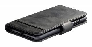 Cellularline Supreme flipové pouzdro pro Samsung Galaxy S20 , černé