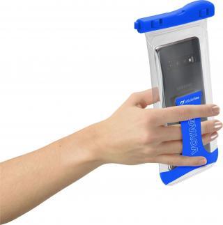 Cellularline Voyager vodotěsné univerzální pouzdro, modré