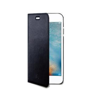 CELLY Air Ultra tenké flipové pouzdro Apple iPhone 7 Plus černé
