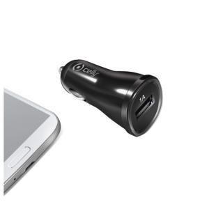 CELLY CL autonabíječka s USB výstupem 1A černá