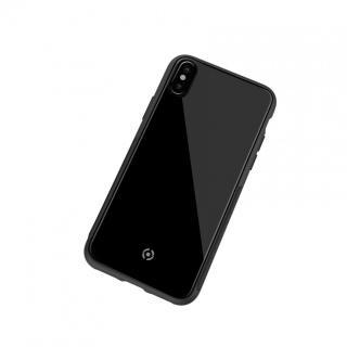 CELLY Diamond zadní kryt pro Apple iPhone XS Max, černý
