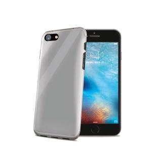 CELLY Gelskin silikonové pouzdro pro Apple iPhone 7, bezbarvé