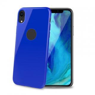 CELLY Gelskin silikonové pouzdro pro Apple iPhone 9, blue
