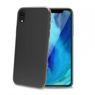 CELLY Gelskin silikonové pouzdro pro Apple iPhone Xr, black