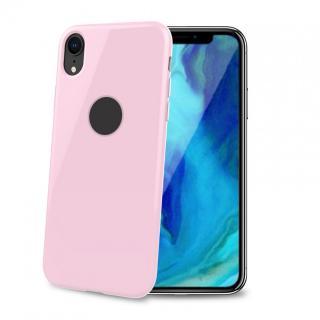 CELLY Gelskin silikonové pouzdro pro Apple iPhone Xr, pink