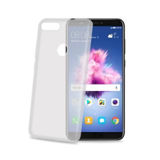 CELLY Gelskin silikonové pouzdro pro Huawei P Smart, bezbarvé