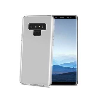 CELLY Gelskin silikonové pouzdro pro Samsung Galaxy Note 9, bezbarvé