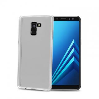 CELLY Gelskin silikonové pouzdro Samsung Galaxy A8 , bezbarvé