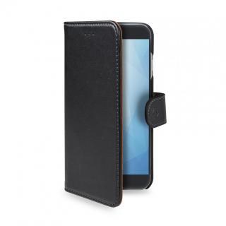 CELLY Wally flipové pouzdro pro Apple iPhone 11, černé