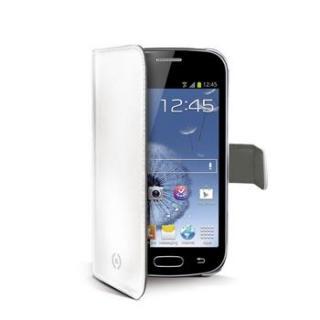 CELLY Wally flipové pouzdro pro Apple iPhone 11 Pro Max, bílé