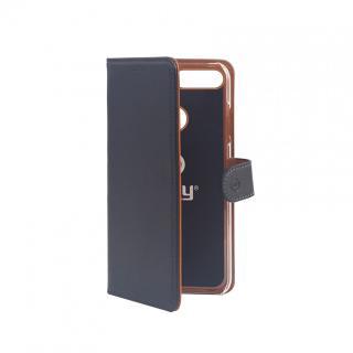 CELLY Wally flipové pouzdro pro Apple iPhone 7/8 černé