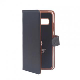 CELLY Wally flipové pouzdro pro Samsung Galaxy S10 , černé