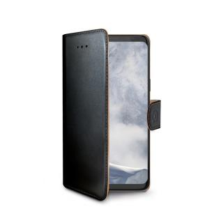 CELLY Wally flipové pouzdro pro Samsung Galaxy S9 black