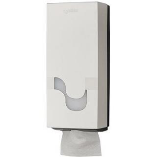 CELTEX Megamini na skládaný toaletní papír - bílý