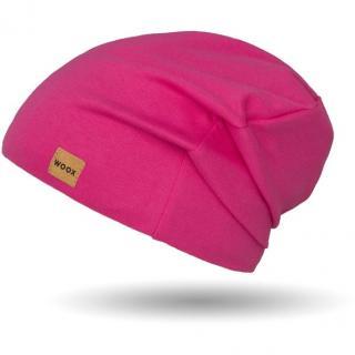 Čepice Pinken Beanie Juni růžová Výchozí