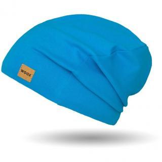 Čepice Pirus Beanie Juni modrá Výchozí