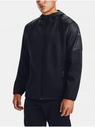Černá bunda Under Armour COLDGEAR SWACKET pánské L