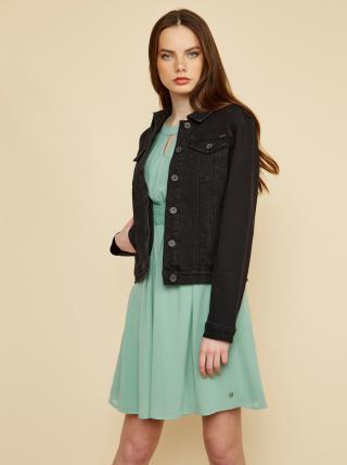 Černá džínová bunda ZOOT Baseline Chantelle dámské S