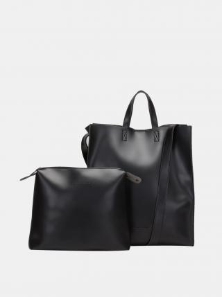 Černá kabelka s odnímatelným pouzdrem Claudia Canova Retta dámské
