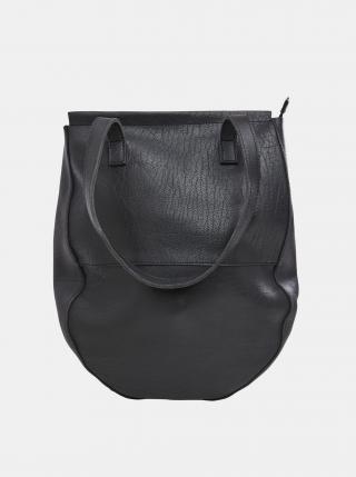 Černá kožená kabelka .OBJECT dámské