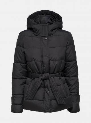 Černá prošívaná bunda Jacqueline de Yong Sue dámské M