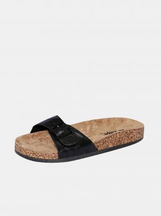 Černé dámské pantofle Lee Cooper dámské černá 38