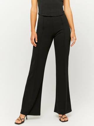 Černé flared fit kalhoty TALLY WEiJL dámské černá S
