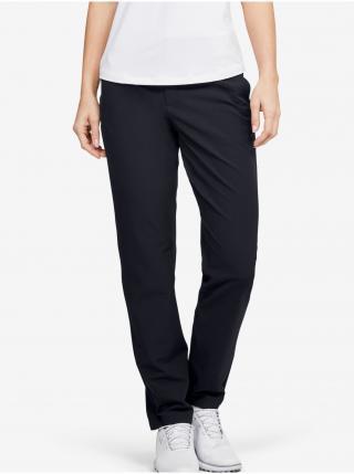 Černé kalhoty Under Armour UA Links Pant dámské černá XL